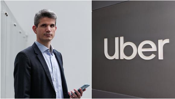 Spencer Friedman, gerente general de Uber en el Perú, asumió el timón de la firma en julio del año pasado. El ejecutivo avizora que por esta coyuntura se acelerarán las innovaciones ligadas a la movilidad. (Foto: Angela Ponce)
