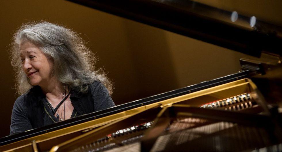 La pianista Martha Argerich es una de las novedades de la temporada. (Foto: Sociedad Filarmónica)