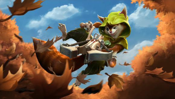 Hoodwink es el nuevo héroe de Dota 2. (Difusión)
