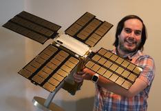 El científico peruano que trabaja en una misión clave de la NASA para los viajes a la Luna y Marte