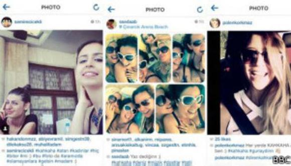 ¿Por qué las mujeres turcas suben fotos riéndose en Twitter?