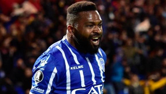El 'Morro' García  era uno de los jugadores más queridos por el hincha de Godoy Cruz. (Foto: Filo News)
