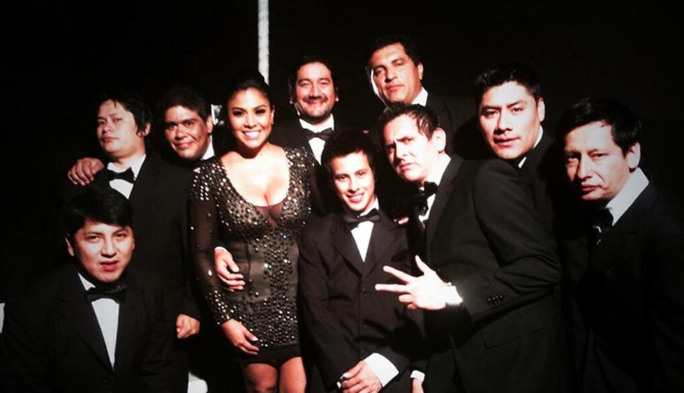 Así recibieron el 2014 las figuras del espectáculo peruano [FOTOS] - 1