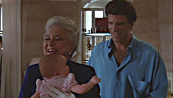 """""""Tres hombres y un bebé"""" es un remake de la película francesa de 1985 Trois hommes et un couffin (Foto: """"Tres hombres y un bebé"""")"""