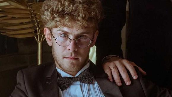 """Patrick Criado es el encargado de interpretar a Rafael, el hijo de Berlín, en """"La casa de papel"""" (Foto: Netflix)"""