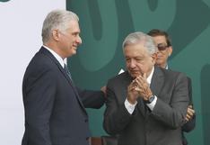 AMLO pide a Biden que acabe con los agravios a Cuba y que levante el bloqueo