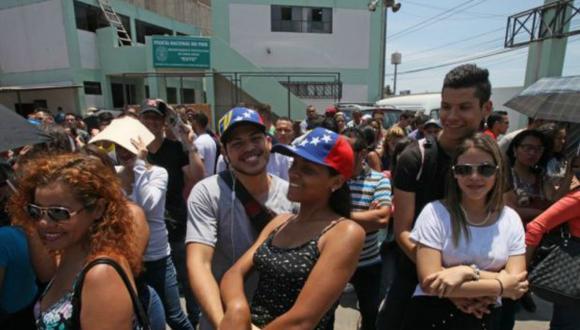 Venezolanos en Perú: estas son las cifras actualizadas de la migración