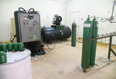 Inician reparación de planta de oxígeno del Hospital Regional de Loreto para tratar a pacientes con COVID-19 | VIDEO
