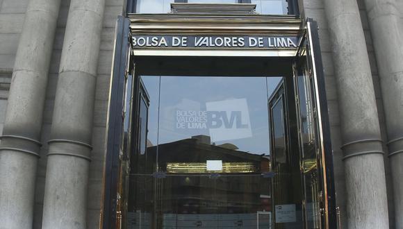 El indicador S&P/BVL Perú General, el más representativo de la bolsa, caía un 1.43%. (Foto: GEC)