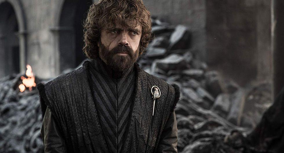 ¿Qué pasó finalmente con Tyrion Lannister en el último episodio de Game of Thrones? (Foto: HBO)