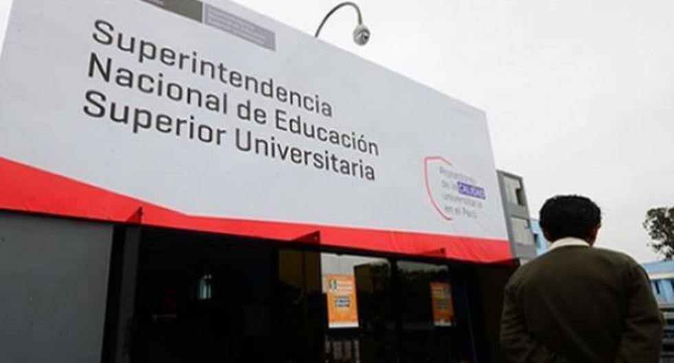 El 83% de peruanos apoya existencia de la Sunedu, según Ipsos