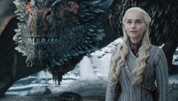 """En lo nuevo de """"Game of Thrones"""", Daenerys Targaryen (Emilia Clarke) buscará recuperar su trono. Foto: HBO."""