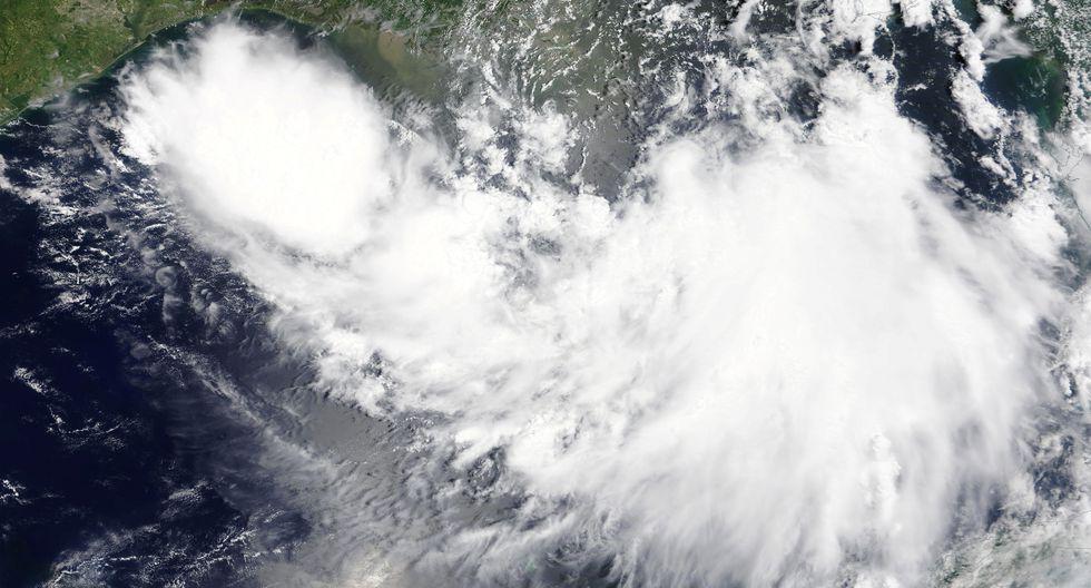 Lluvias e inundaciones en Nueva Orleans ante posible formación del huracán Barry. Foto: Reuters