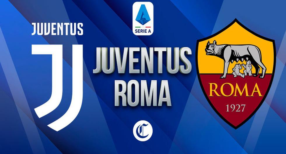 Juventus vs Roma en vivo online en directo vía ESPN Canal y Horarios del partido por la Serie A | VIDEO nczd | DEPORTE-TOTAL | EL COMERCIO PERÚ