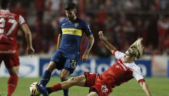 Boca Juniors vs. Argentinos Juniors EN VIVO ONLINE vía Fox Sports 2: juegan por la Copa Superliga.   Foto: AFP