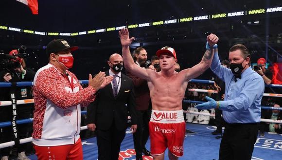 Saúl 'Canelo' Álvarez pierde título de la AMB (Foto: Reuters)