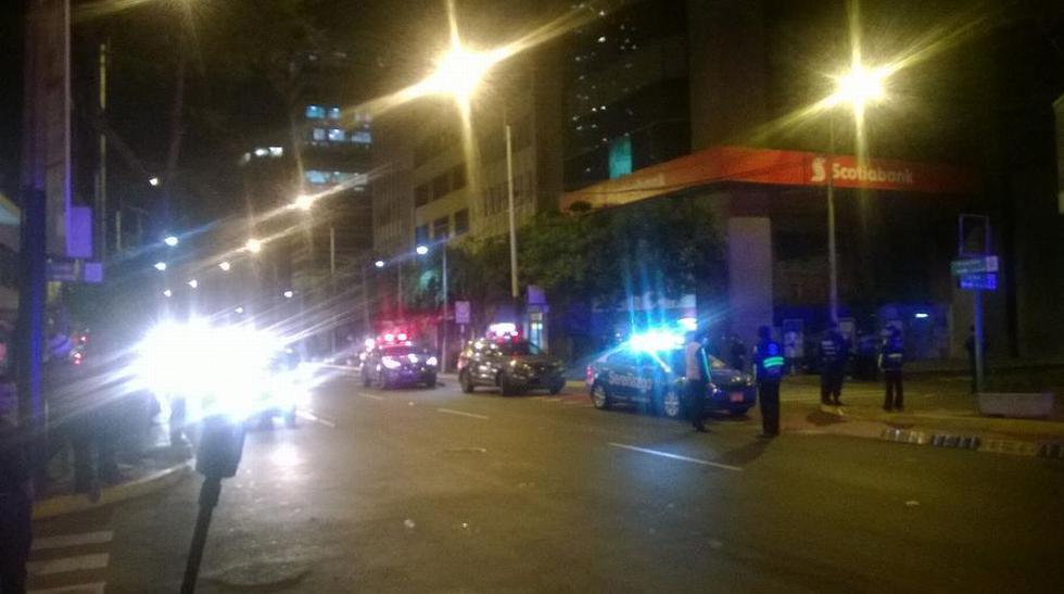 Atentado en Miraflores: la calle Tarata terminó así [FOTOS] - 4