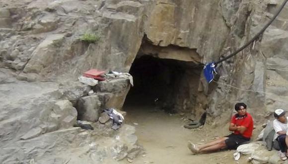 Huancavelica: seis personas mueren al interior de una mina