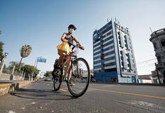 Seis consejos para movilizarte en bicicleta de forma segura | FOTOS
