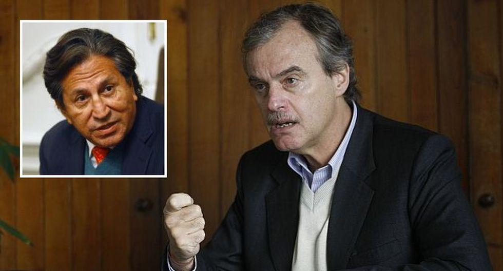 """""""Si hay justicia en el Perú, Toledo debería terminar preso"""""""