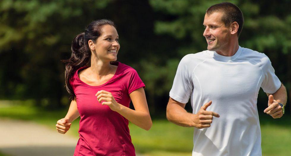 Entérate por qué correr te hace más feliz Guia Runner | El ...