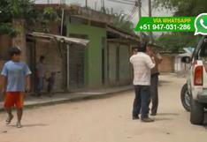 WhatsApp: agreden a policía por realizar intervención (VIDEO)