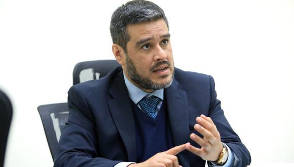 Daniel Sánchez fue designado viceministro de Derechos Humanos y Acceso a la Justicia el pasado 30 de julio. (Foto: Ministerio de Justicia y Derechos Humanos)