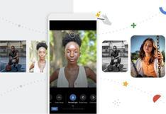 Aplicación de Google Fotos recibe un nuevo editor de imágenes con iluminación de retrato