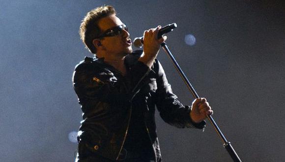 U2: ¿Por qué Bono nunca se quita los lentes de sol?