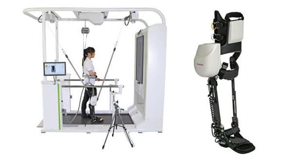 Para ayudar a los pacientes con parálisis, Toyota puso en práctica sus propias investigaciones en el campo de la robótica industrial. (Foto: Toyota)