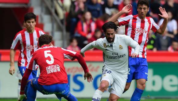 Real Madrid: Isco anotó este golazo tras gran jugada individual