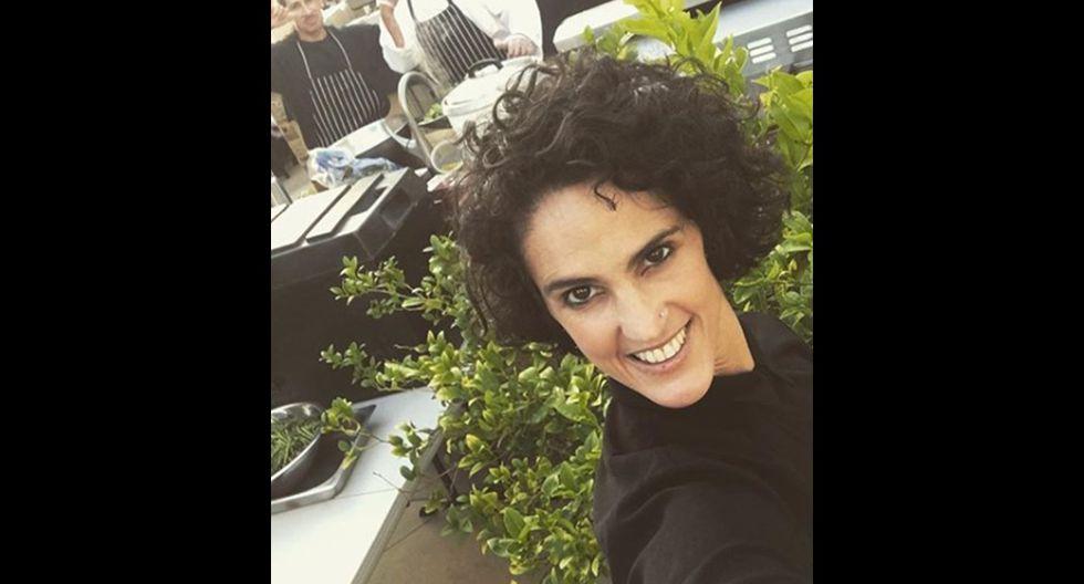 Kina Malpartida se mudó a fines de los 90 a Australia, donde estudió Administración de restaurantes. (Foto: Instagram)