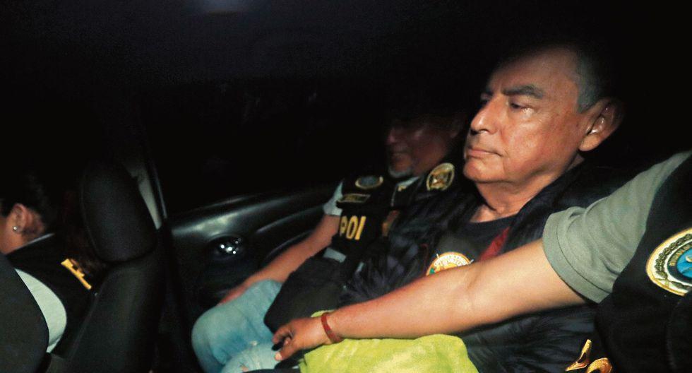 César Villanueva fue detenido la tarde del martes por agentes de la DIVIAC (Foto: Piko Tamashiro)