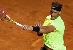Rafael Nadal regresa a la acción después de más de seis meses con categórico triunfo en Roma | FOTOS