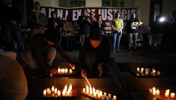 Piden justicia por muerte de joven ingeniero, quien fue atropellado por Melisa González Gagliuffi en la avenida Javier Prado Oeste, San Isidro. (Piko Tamashiro)