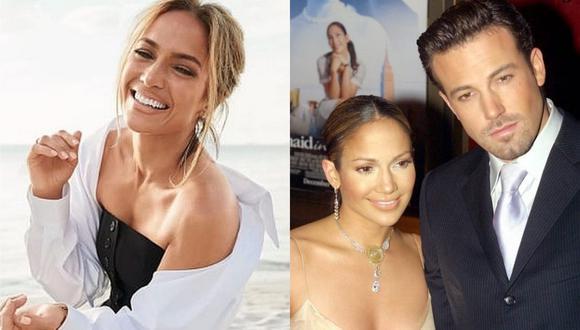 Jennifer Lopez y Ben Affleck se han vuelto a acercar tras 17 años de su ruptura. (Foto: @jlo / AFP)