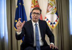 Serbia suspende comunicaciones con la policía de Kosovo y las fuerzas de Kfor