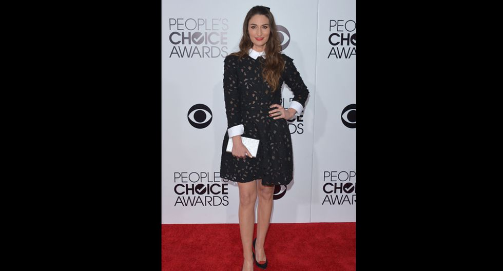 People's Choice Awards: el glamour de la alfombra roja  [FOTOS] - 8