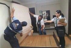 Surco: cierran tres hoteles y un falso centro de masajes donde realizaban servicios sexuales | VIDEO