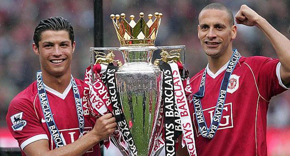 Cristiano Ronaldo ganó la Champions League con Manchester United en el 2008. (AFP)