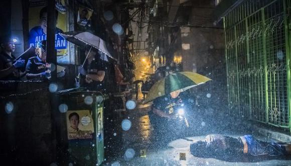 El lucro de la muerte en la Filipinas de Rodrigo Duterte