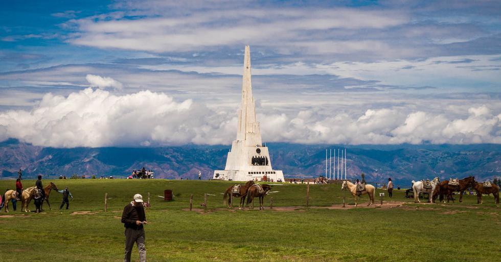 El Santuario Histórico de la Pampa  está ubicado en la provincia de Huamanga en el departamento de Ayacucho.(Foto: Shutterstock)