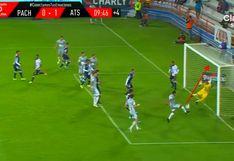 Pachuca vs. Atlas FC: Osvaldo Martínez colocó el 1-0 por la Copa MX | VIDEO
