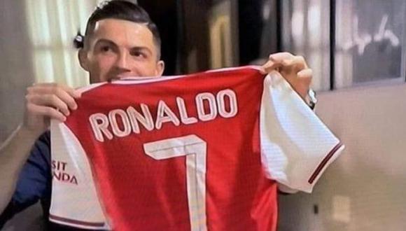 Cristiano Ronaldo firmó contrato con Juventus en julio del 2018, hasta el 2022. (Captura: YouTube)