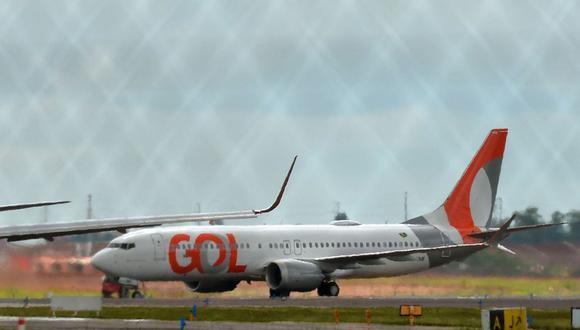 Gol, la única aerolínea brasileña que posee los Boeing 737 MAX, apostó a fondo por este modelo. (Foto: AFP)
