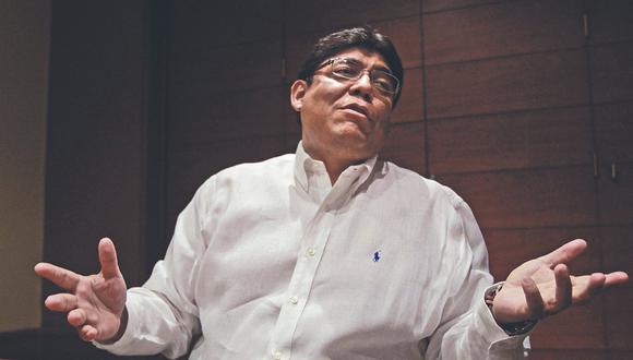 Elmer Cuba afirmó que Perú y Chile tienen suficientes recursos fiscales para afrontar la recesión por el coronavirus. (Foto: GEC)