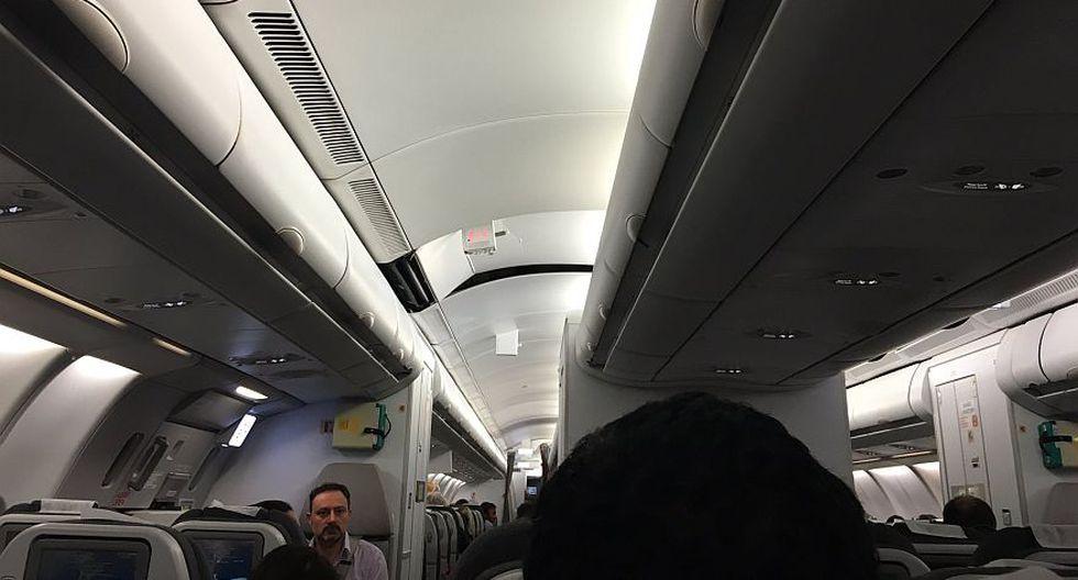 Avianca: pasajeros captaron en fotos a heridos por turbulencia - 1