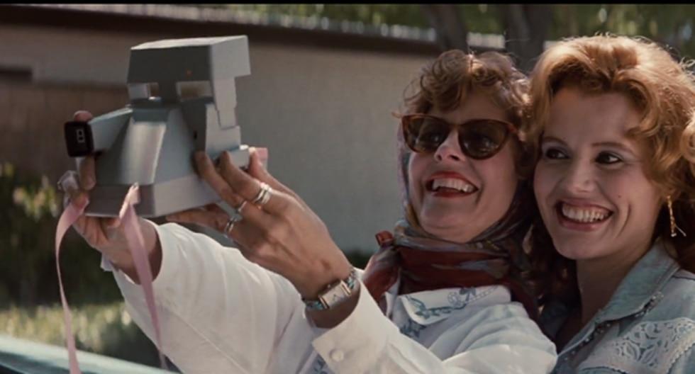 """Susan Sarandon: """"Thelma y Louise inventaron el selfie"""""""