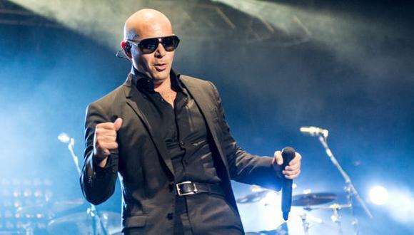Pitbull prepara dos 'realities' sobre su vida