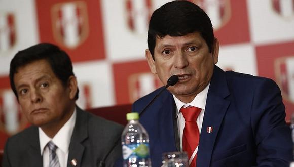 Presentan a Agustín Lozano como nuevo presidente de la FPF (VIDEO)